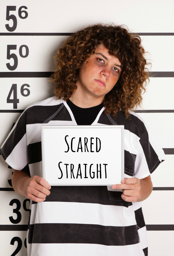 istock Scared Straight