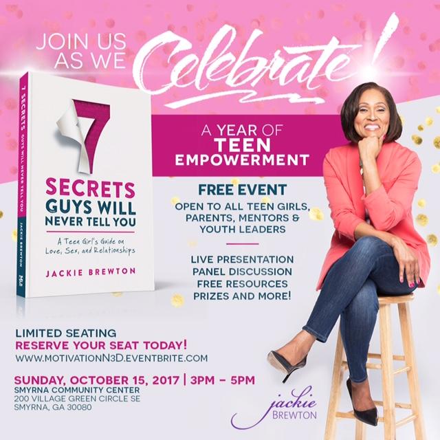 7 Secrets Flyer for October 15th